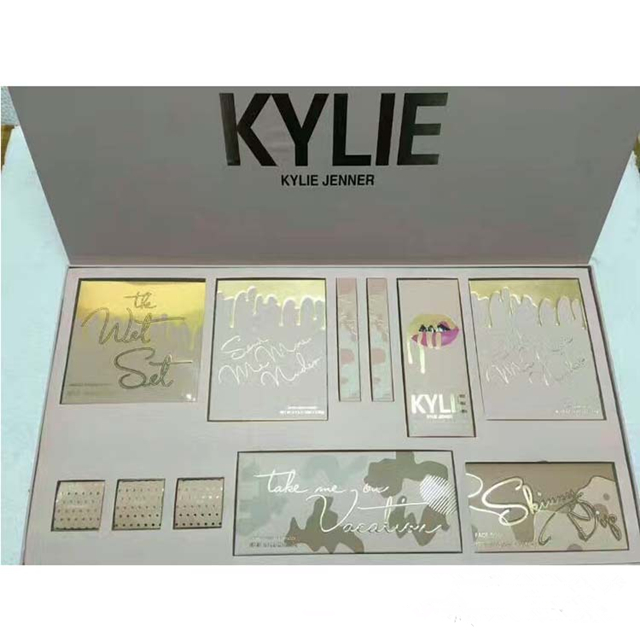 In stock Kylie sets liquid Matt and pencil lip liner kylie jenner lipstick