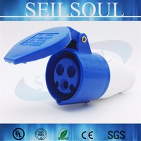 Best Price Good Quality Generator Plug And Socket 16A 2Pin Power Socket