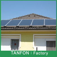 1000watt kits solar power system 24V , 220V home power 1kw generator, high quality solar system set