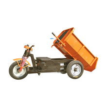 Tricycle electric vehicles three wheel enclosed electric cargo rickshaw tricycle used price