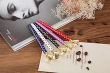 New products superior quality promotional diamond metal ballpoint pen