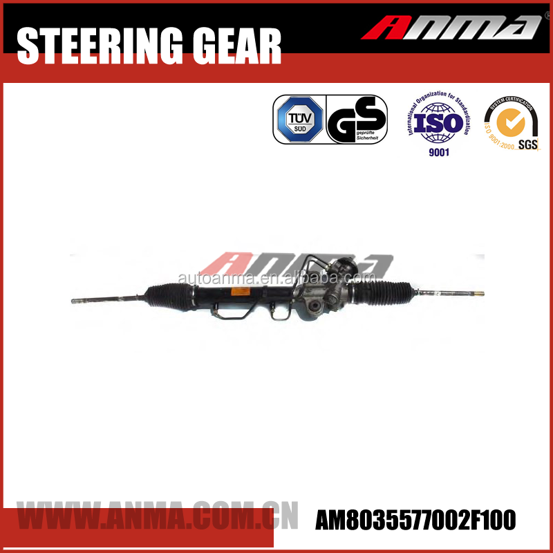 Factory price power steering gear rack used for Korean car