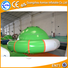 Inflatable water park toys, inflatable water saturn, water UFO