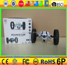 High quality jump RC cars Remote control jump car Bounce car jumping sumo High-end players necessary