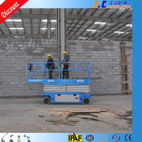 Fuill Electric Hydraulic Scissor Type Aerial Platform Lifter