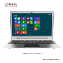 Hot selling 13.3 inch mini netbooks laptop 1900X1200 IPS laptop computer with 5000mAh(7.4V) laptop battery