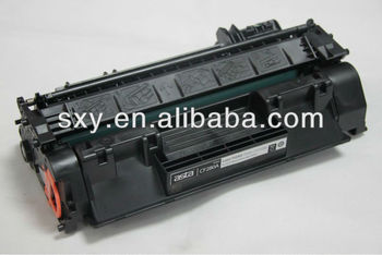Compatible HP CF280A 80X toner cartridge for HP Laserjet Pro 400