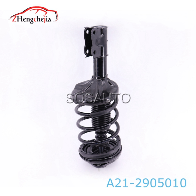 A21-2905010 Auto Suspension Spare Parts Front Shock Absorber Assembly For Chery