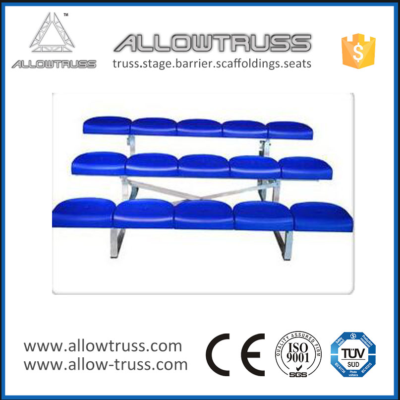 Theater seating chair outdoor bleacher