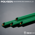 Cold And Hot Water Polygon Copper Ppr Pipe Pn25