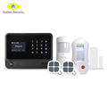 HOT Lora 868mhz burglar smart GSM/WIFI/GPRS home alarm system,which can work with many sensors