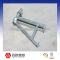 All-round Metal Cuplock Scaffolding System With Cuplock Spigot painted