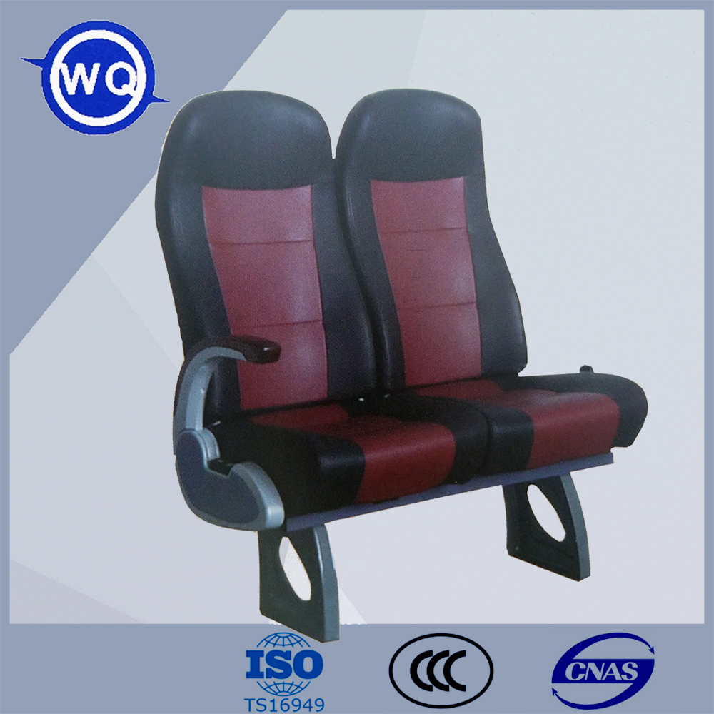 Luxury vip train seat with fabric