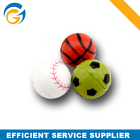 32mm Sports Bouncing Ball for Vending Machine