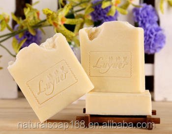 Natural Goat Milk Cold Process Soap, soap factory