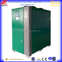 cooling System 10HP Air Cooled Water Chiller