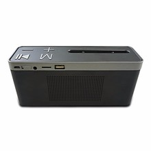 Cheapest Wireless Bluetooth Speaker portable sd usb digital speaker
