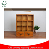1PC Zakka Hanging Closet Retro Storage Wooden Cabinet