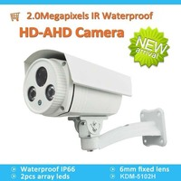 2015 New 2.0Megapixel AHD Full HD 1080P Outdoor CCTV Camera