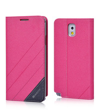 2014 buy direct from china factory wholesale leather case for samsung galaxy note 3 quality products