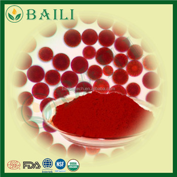 Alibaba high quality best price Astaxanthin animal extraction for your health