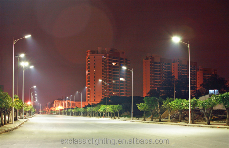 battery powered led street light street lamp pole led solar street light all in one