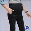 YiHao Latest design Maternity Leggings Pregnant Women Warm High Waist maternity wear Cotton long maternity clothes