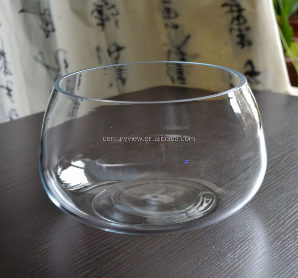 New design round clear glass ball shaped fish bowl drink for Fish bowl drinks near me