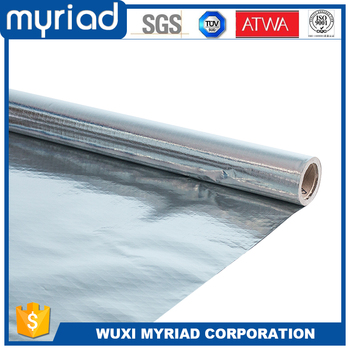 waterproof polyester reflecting insulation