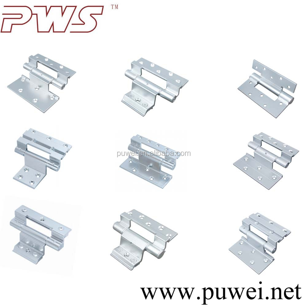 Aluminium Door And Window Hinges Different Types Door Hinges ...