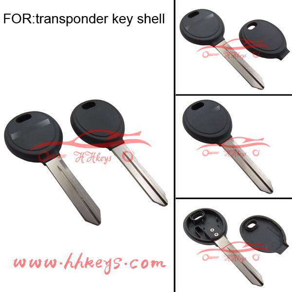 Wholesale replacement Y160-PT transponder chip key fits Chrysler PT Cruiser vehicle key