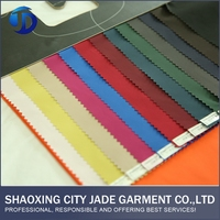 Clothing Fabric Supplier Beautiful Recycled Polyester Woven Fabric Supplier