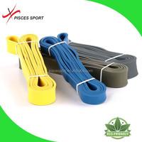 High quality nature latex elastic band fitness