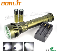 Super Focus Beam Underwater torch light 5 CREE XM - L2 diving flashlight led