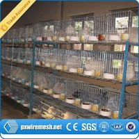 Hot sale high quality Europe type Metal rabbit cage breeding