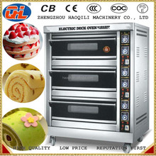 Commercial Rotating Bakery Ovens Mini Bread Oven Cookie Oven