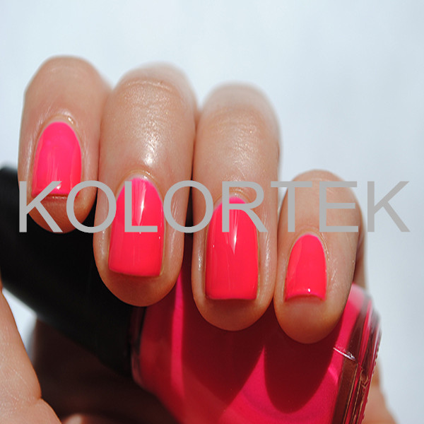 Fluorescent dye, nail owder neon colors, neon nail art pigment