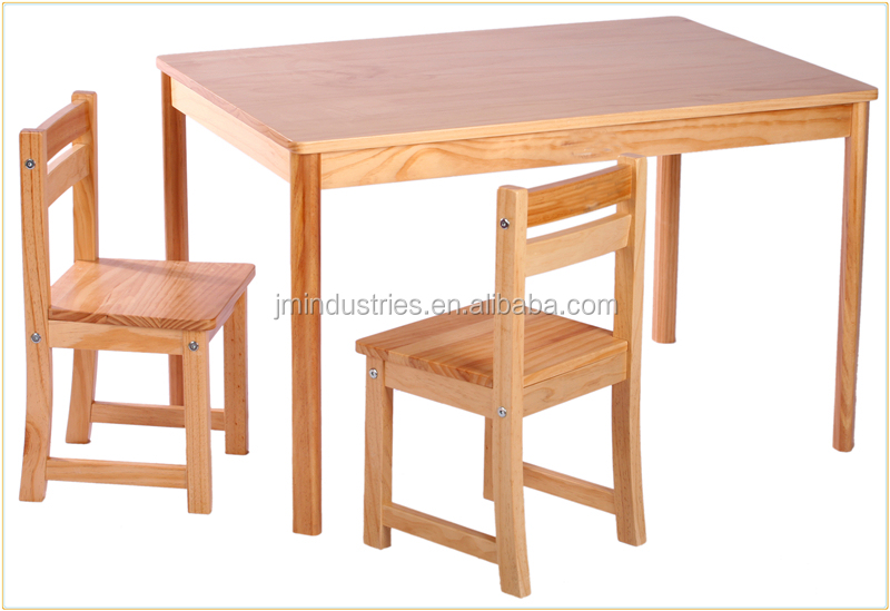 Wooden Kids Study Table And Chair For Children Buy Kids
