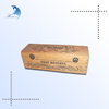 China supplier basswood natural wooden wine packaging box