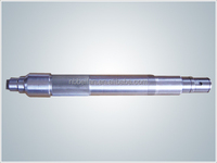 Servo motor shaft