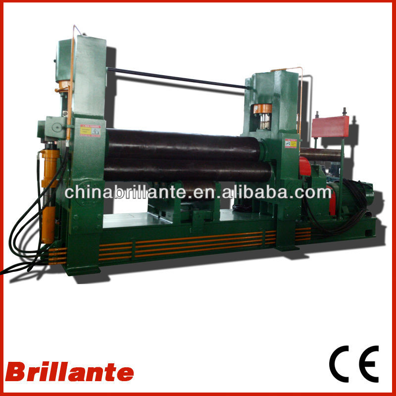 BRILLANTE <strong>W11S</strong> 30X2500 HYDRAULIC PRESS ROLLER <strong>MACHINE</strong>