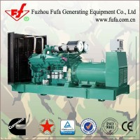 FUFA generator 500kva with Cummins Engine