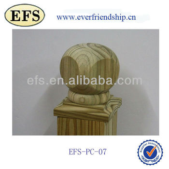 wood post cap (EFS-PC-07)