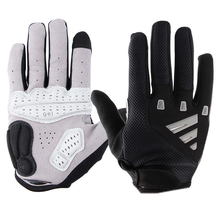 Winter Windproof Anti Vibration Road Cycling Gloves Mens Heated Mountain Bicycle Gloves