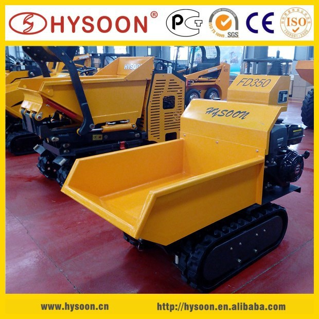 crawler skid steer dumper