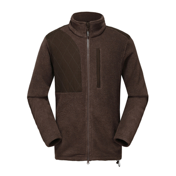 winter mens hunting fleece jacket outwear