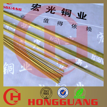 High abradability Free cutting C3604 brass bar