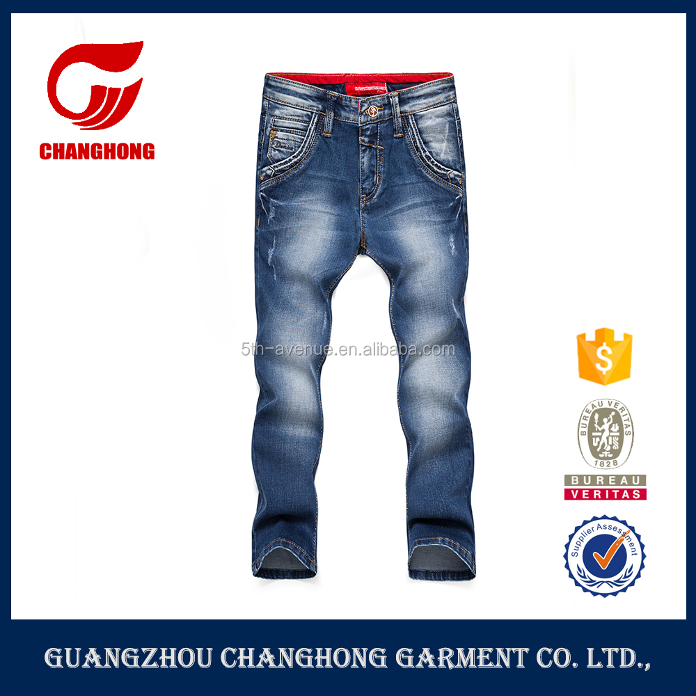 Mens high quality jeans overstock and surplus manager jeans