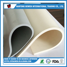Good quality flexible fireproof rubber foam thermal insulation sheet