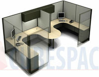 cubicle partition, dj workstations